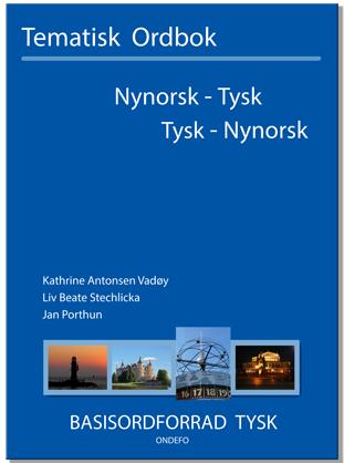 Nynorsk Tysk Ordbok