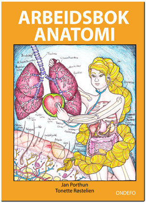 Arbeidsbok Anatomi Sykepleie