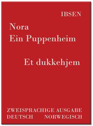 Et dukkehjem tospråkelig Norsk - Tysk