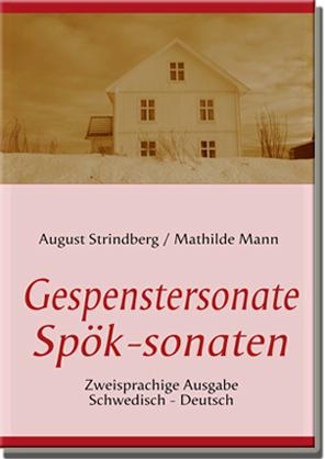Spök-sonaten tysk svensk