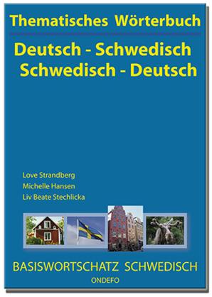 Tematisk ordbok tysk svensk