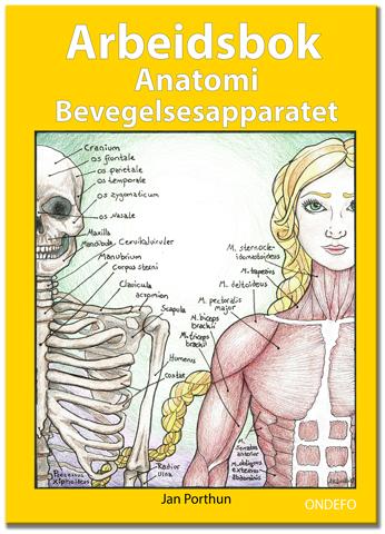 Arbeidsbok Anatomi Bevegelsesapparatet
