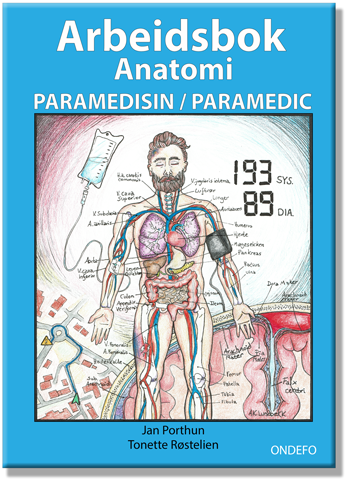 Arbeidsbok Anatomi Paramedisin Paramedic